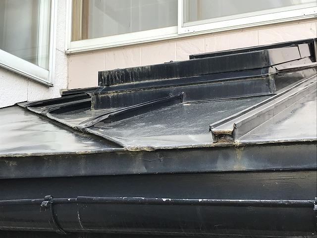 盛岡市屋根塗装・雨樋交換工事