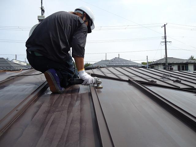 盛岡市東松園屋根塗装