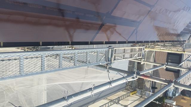 盛岡市松園にて外壁・屋根塗装を行いました。