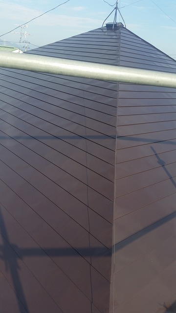 盛岡市屋根外壁塗装工事