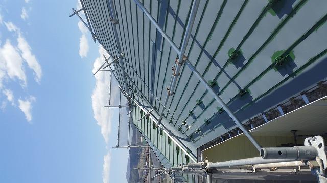 滝沢市で外壁・屋根塗装工事を行いました