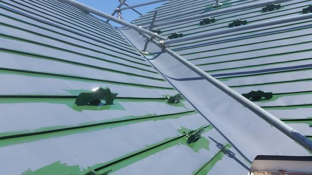 盛岡市屋根塗装工事