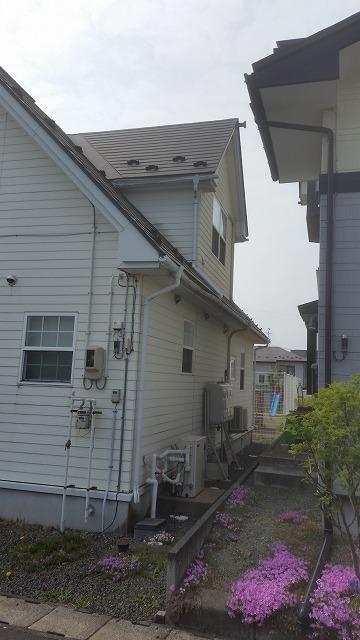 滝沢市外壁・屋根塗装工事