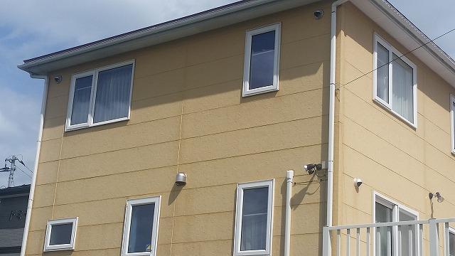 盛岡市にて外壁・屋根塗装工事の現地調査に伺いました