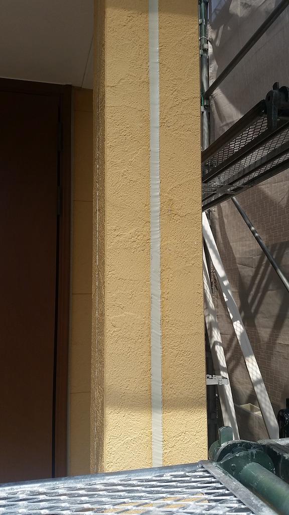 盛岡市外壁コーキング工事