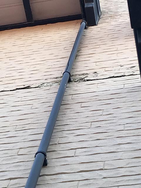 盛岡市山岸にて外壁補修工事の現地調査に行ってきました。