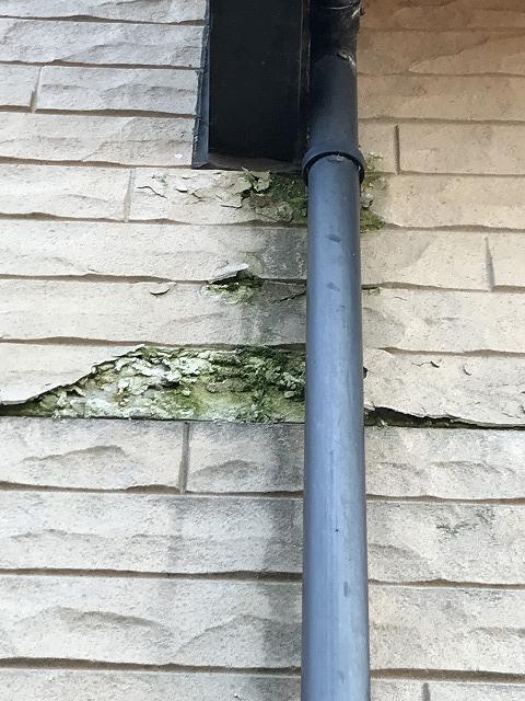 盛岡市山岸外壁補修工事